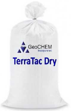 TerraTac Dry - (1) 55 lb Bag