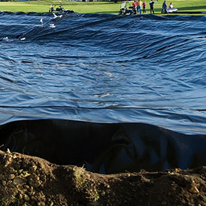 Geomembrane Containment Liner, LLDPE, HDPE, Polypropylene