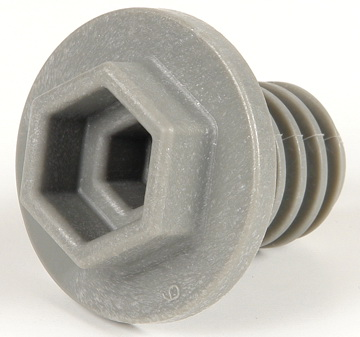 GeoTerra® GTO Bolts (Grey) - 280 per box