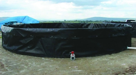 HDPE Alloy Tank Liners