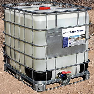 TerraTac Polymer - 275 Gallon Tote