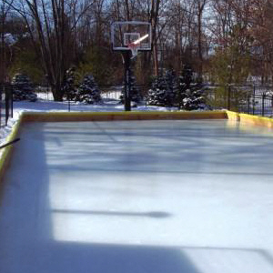 108' x 190' 8 Mil Type 1-HR Reinforced Ice Rink Liner