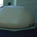Roll Top Onion Tank - 1000 Gallons