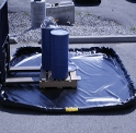 "Flexible Spill Pan (10'x10'x3"")"