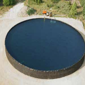 HDPE Alloy Tank Liners, Potable Water, Wastewater, Treated Sludge, Fuels, Gasoline