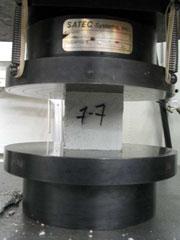 Percol GeoSet & GeoFlo Compressive Strength Stesting