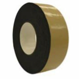 "Butyl Seal Tape, Black (2"" x 50') case of 16"
